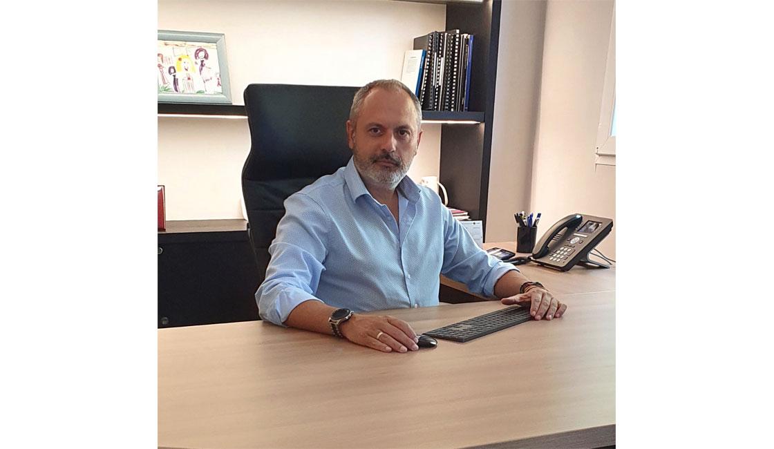 PEDRO GONZÁLEZ GONZÁLEZ, DIRECTOR GENERAL DE DINSA