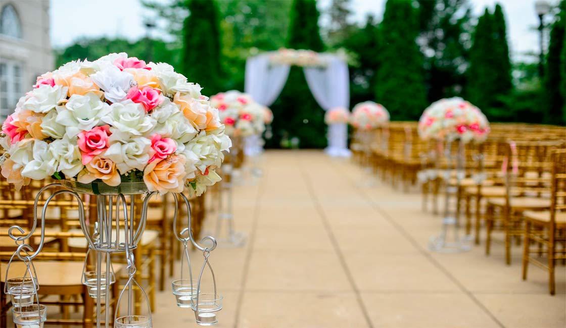LOS CURSOS ONLINE DE WEDDING PLANNER, LOS MÁS DEMANDADOS EN ESPAÑA DURANTE EL MES DE JULIO