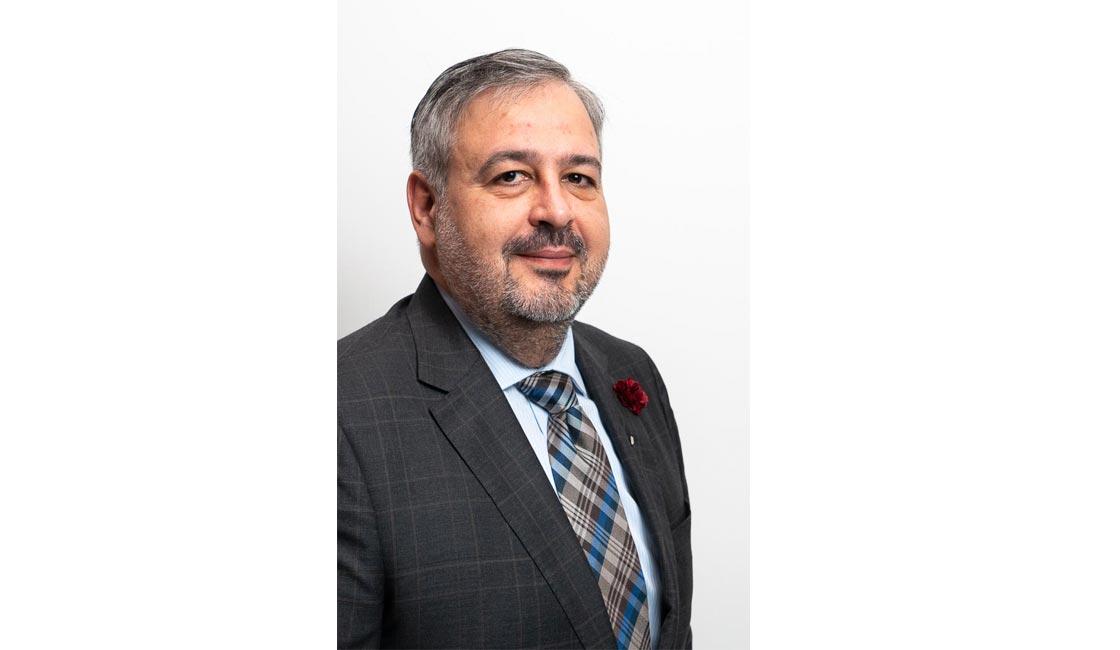 EUSEBIO NIEVA, DIRECTOR TÉCNICO PARA ESPAÑA Y PORTUGAL DE CHECK POINT