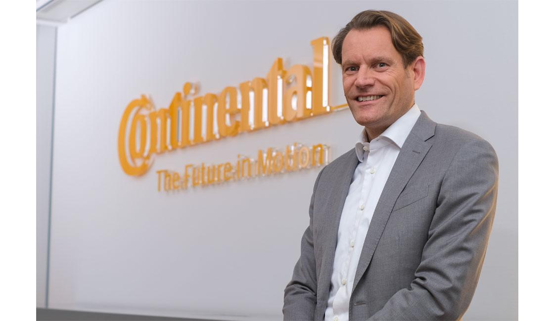 NIKOLAI SETZER, NUEVO CEO DE CONTINENTAL