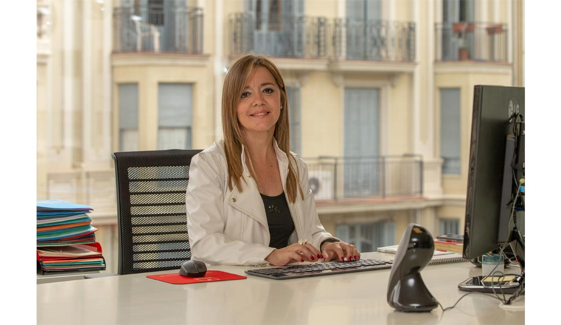 SILVIA BALCELLS, DIRECTORA GENERAL DE SYNERGIE ESPAÑA