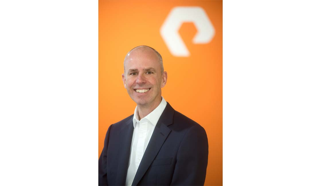 PATRICK SMITH, CTO EMEA PURE STORAGE