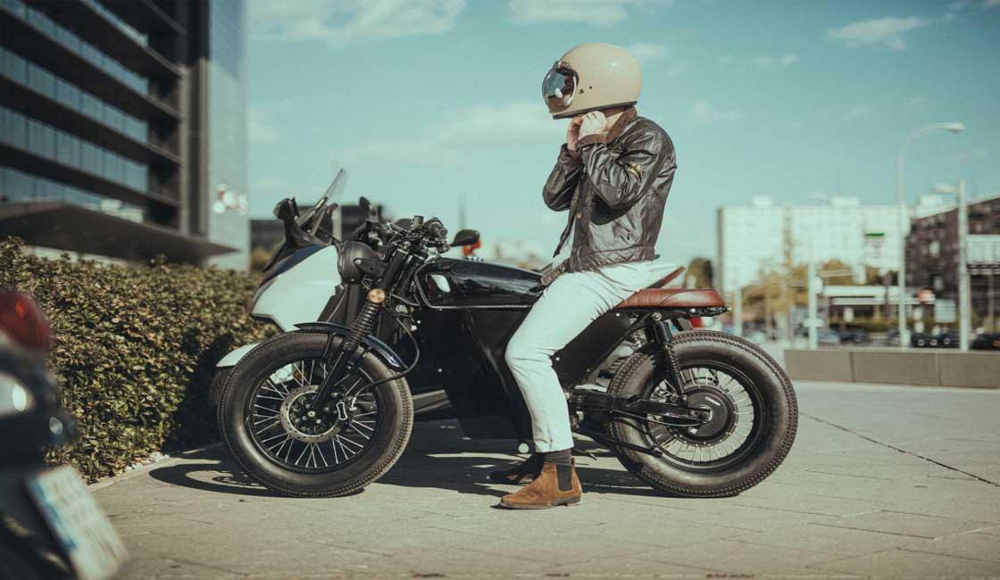 OX MOTORCYCLES LANZA EN ESPAÑA OX ONE