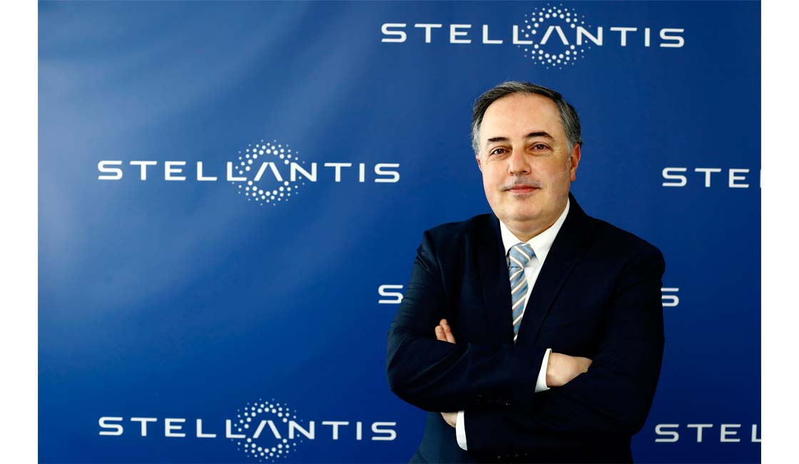 MANUEL MUNÁRRIZ, DIRECTOR DE LA PLANTA DE ZARAGOZA DEL GRUPO STELLANTIS