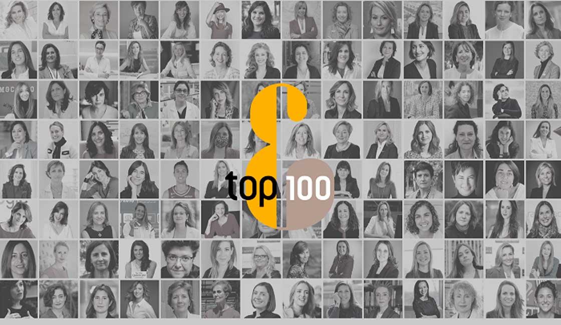 TOP 100 MUJERES LÍDERES LOGRA MÁS DE 75.000 VOTOS
