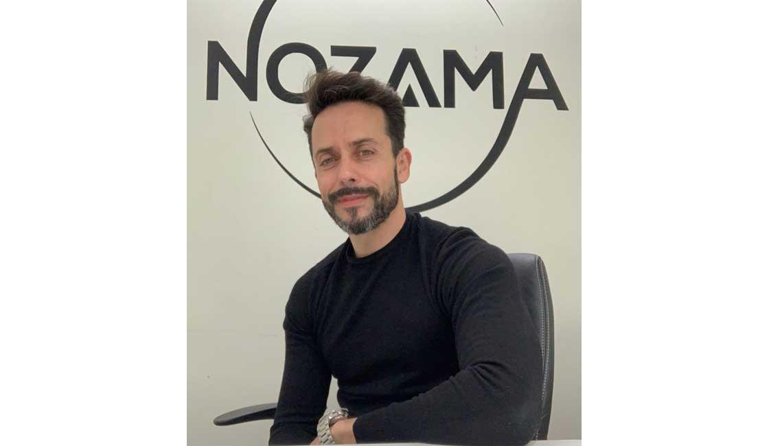 MARIO HERRAIZ, COFUNDADOR Y DIRECTOR DE VENTAS DE NOZAMA SOLUTIONS