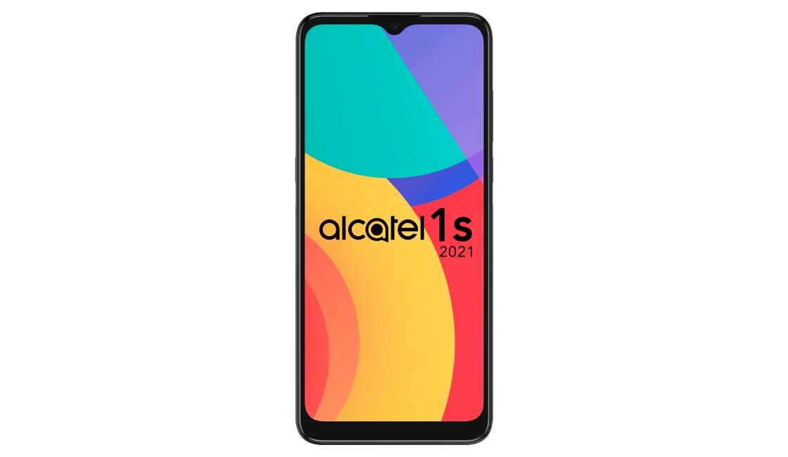 ALCATEL 1S (2021) NUEVA EXPERIENCIA VISUAL Y FOTOGRÁFICA