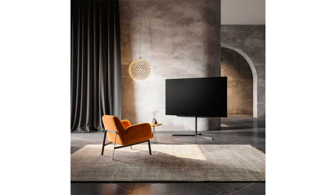 ANÁLISIS TELEVISOR: LOEWE BILD V.55 DR+ ULTRA HD OLED 4K