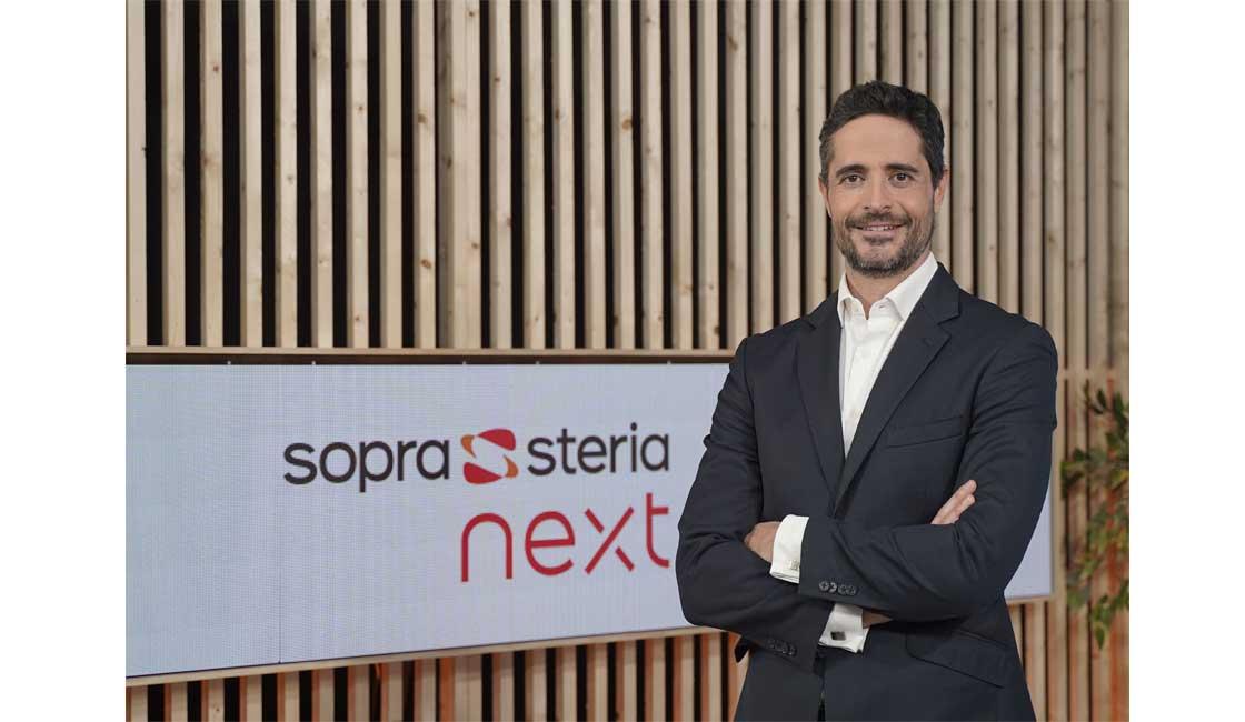CARLOS MORÓN HERRERO. DIRECTOR DE SOPRA STERIA NEXT